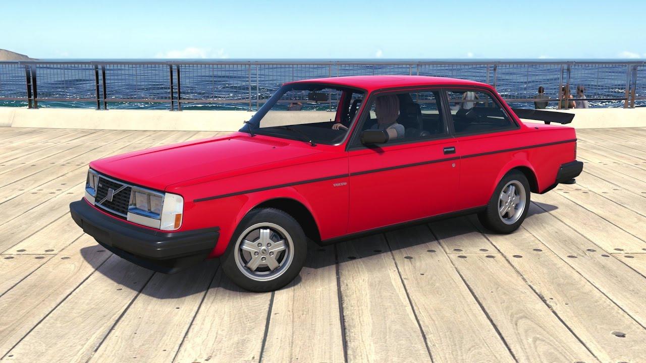 Forza Horizon 3 1983 Volvo 242 Turbo Evolution