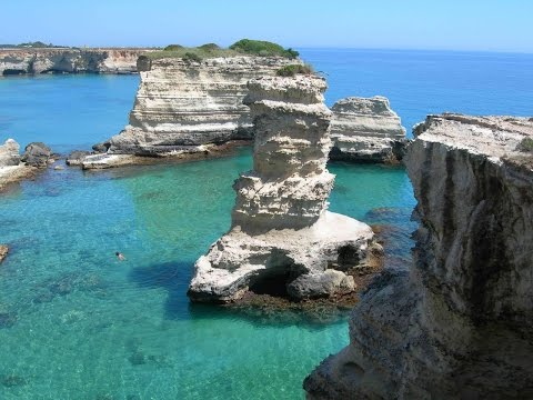 Salento Puglia Italy 2016 our second Honeymoon Mattia & Vero
