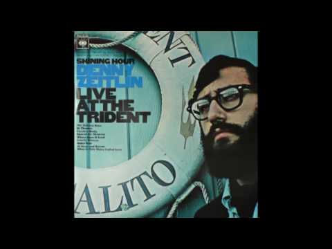Denny Zeitlin – Shining Hour - Live At The Trident (1966)