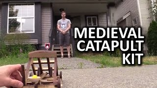 Build Your Own Medieval Catapult