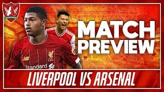 MATIP OUT FOR 6 WEEKS & KARIUS RETURN?! | Liverpool vs Arsenal Preview