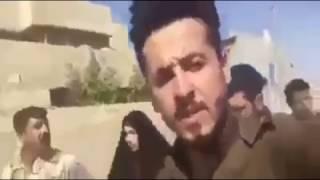 اسايش كركوك تلقي القبض على امرأة كانت تساعد داعش في  #كركوك