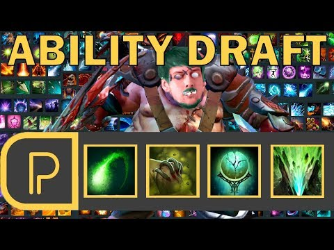 Toxic Pudge - Purge Plays Ability Draft
