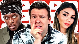 Please Stop This! KSI Sidemen Controversy, Olivia Jade, Piers Morgan Reaction, Chauvin, & More
