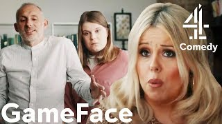 First Time Dancing While SOBER?! | GameFace | Comedy with Roisin Conaty