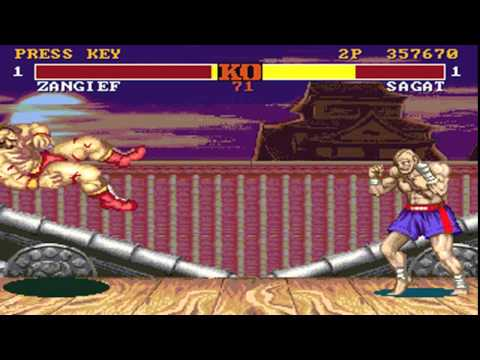 Super street fighter ii dos | Super Street Fighter II Turbo game at