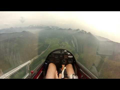 Pilatus B4 - Segelkunstflug