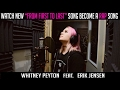From First To Last Make War Rap Remix Whitney Peyton mp3