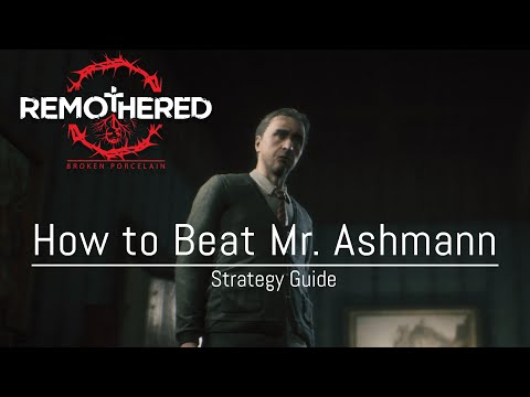 """How to """"Defeat"""" Mr.  Ashmann 
