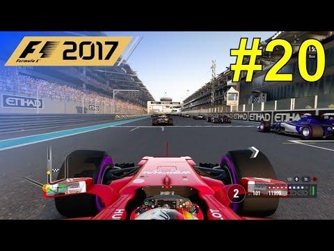 F1 2017 - Let's Make Vettel World Champion Again #20 - 100% Race Abu Dhabi