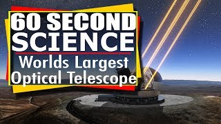 60 Second Science: Construction of the New Extremely Large Telescope ELT