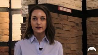 видео Виды и особенности искусственного декоративного камня для фасадов