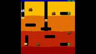 Dig Dug part 1 of 3