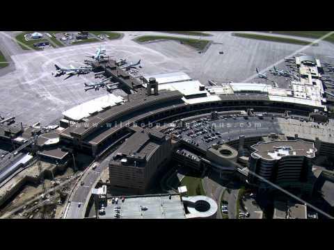 Calgary International Airport 2011