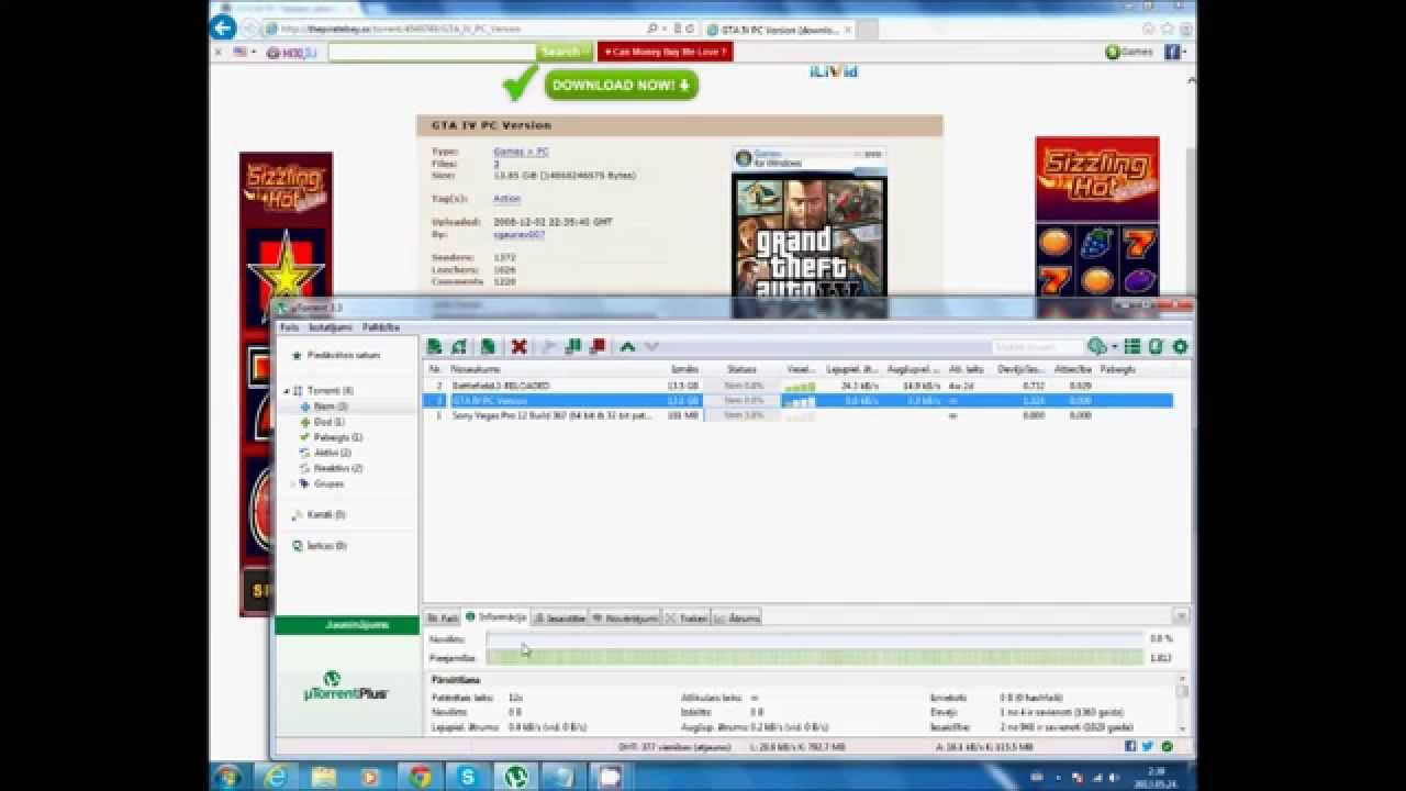 utorrent torrent stopped downloading