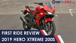 Hero Xtreme 200S: First Ride Review  | NDTV carandbike