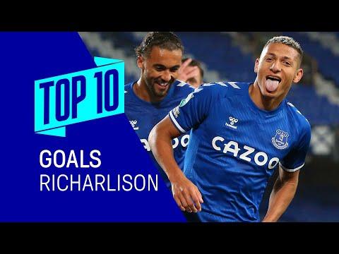 TOP 10 RICHARLISON GOALS!