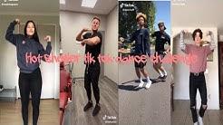 hot shower tik tok dance challenge