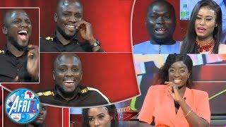 Intégralité Abba no Stress dans l'émission [ILS FONT LE BUZZ!]   Afri7