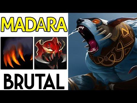 Madara Dota 2 [Ursa] Faking Brutal with Mask of Madness 7.06