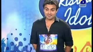 DR. M Usman Rafiq Pakistan Idol Multan Audition