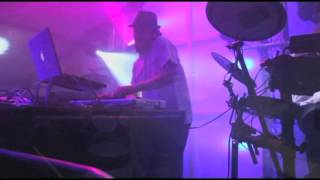 A.Drum.Schock*Live feat. CK @ Electronic Visions 05.10.2012