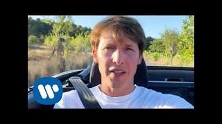 Смотреть клип James Blunt - Should I Give It All Up