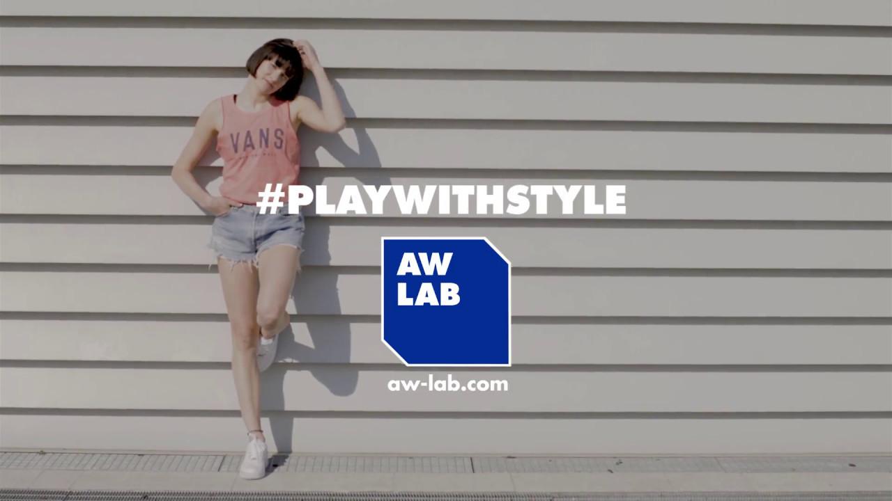 nike cortez aw lab