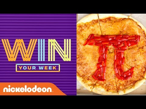 Pi Day ????????, St. Patrick's Day ??  & More!! | #WinYourWeek | Nick