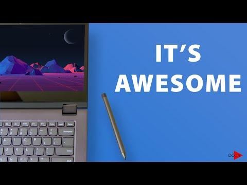 Lenovo Flex 14 Review - An Excellent 2-1 Laptop for Students!