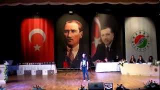 İstiklal Marşı Yarışması Çağlayan Lisesi