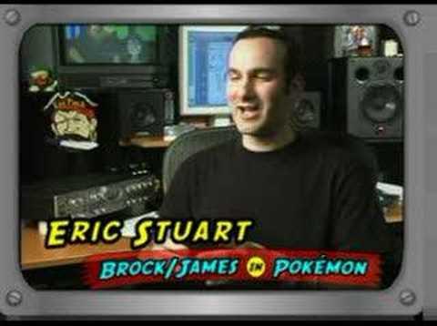 Eric Stuart's Voice Acting