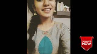 Priya P Varrier Singing Channa Mereya Cutest Video | Oru Adaar Love | Manikya Malaraya Poovi Song