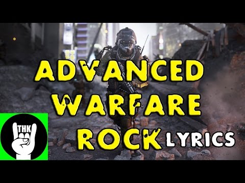 Advanced Warfare Rock | TEAMHEADKICK (Lyrics)