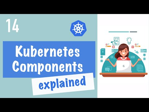 Kubernetes Components explained! Pods, Services, Secrets, ConfigMap | Kubernetes Tutorial 14