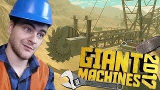 SYMULATOR WIELKICH MASZYN - Giant Machines 2017