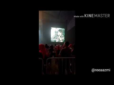 """071517 CNBLUE INTRODUCING IN ENGLISH and BAHASA INDONESIA - Between Us In Jakarta """"BUJKT"""""""
