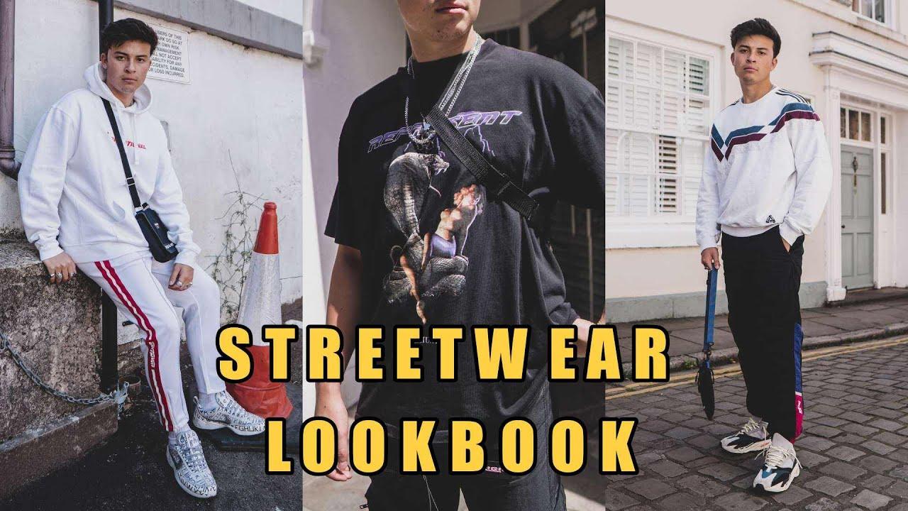 Streetwear Lookbook | Men's Fashion