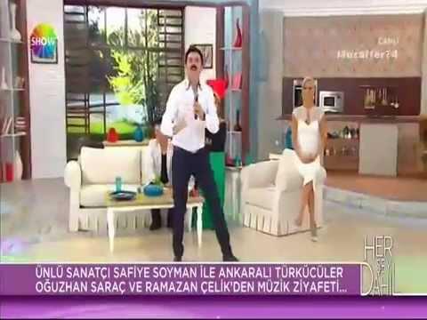 RAMAZAN ÇELİK ŞHOW TV ` DE COŞTURDU HD