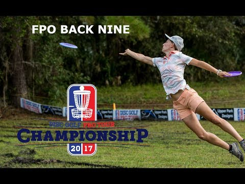 Tour Championship: Women's Finals Back Nine