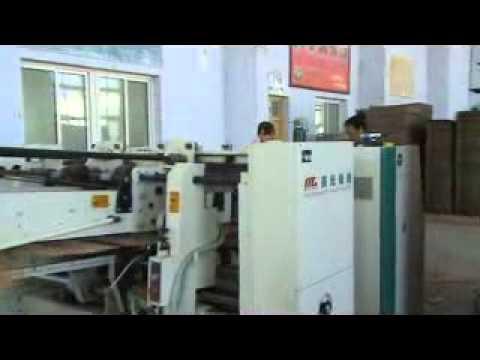 AFG 818  folder gluer Qingdao Meiguang Machinery Co , Ltd,