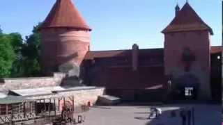 Тракайский замок, Литва(Тракайский замок...красота средневековых строений. http://video-tur.ru/trakayskiy-zamok/, 2013-09-01T13:48:16.000Z)