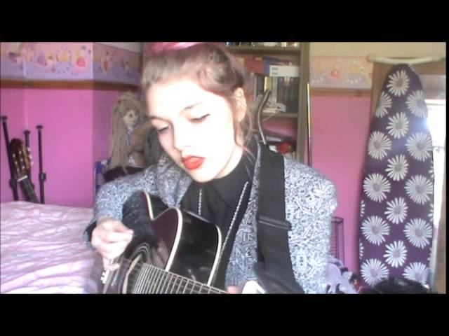 Remembering Sunday by All Time Low - Acoustic Cover