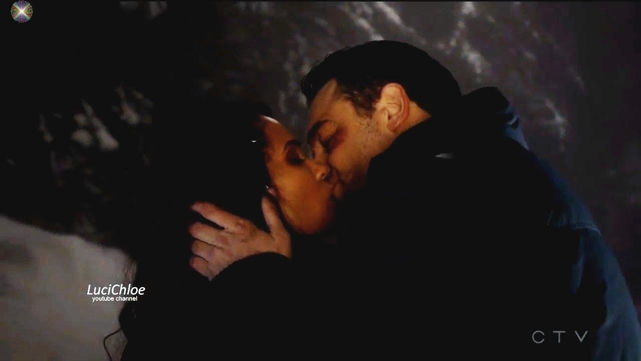 Download Lucifer 3x03 Ending Scene Maze & Rivers Kiss -  &the Mystery Guy & File Season 3 Episode 3 S03E03