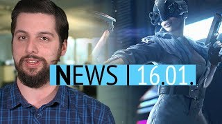 Cyberpunk 2077 Gameplay angeblich zur E3 - Final Fantasy 15 PC-Termin - News