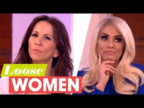 Andrea Calls Katie Price a 'Relationship Monkey' | Loose Women