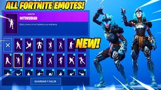 "*NEW* ""Valkyrie"" SKIN SHOWCASE WITH +70 FORTNITE DANCES & EMOTES..!!"