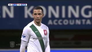 NEC - FC Twente 27-01-2016
