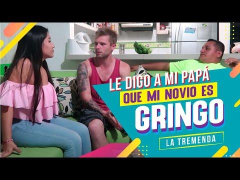 papá!! mi novio es un gringo..