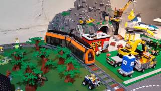 Lego City Update July 2016
